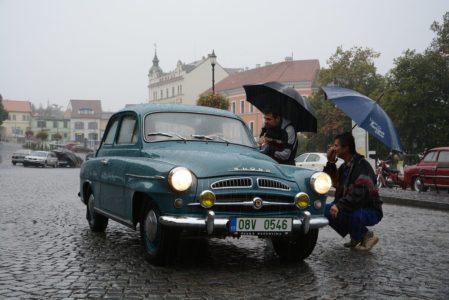 Fotogalerie 15. ročník – velký déšť